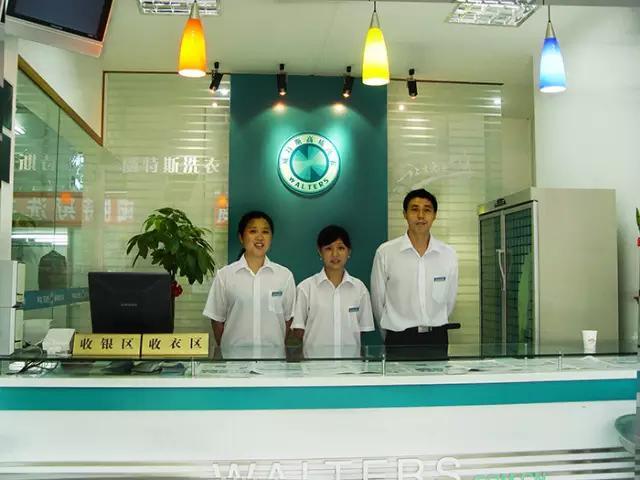 在广州开干洗店一年挣多少钱