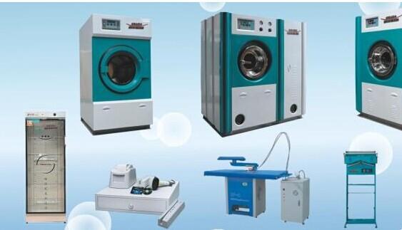 南京开干洗店设备成本多少钱
