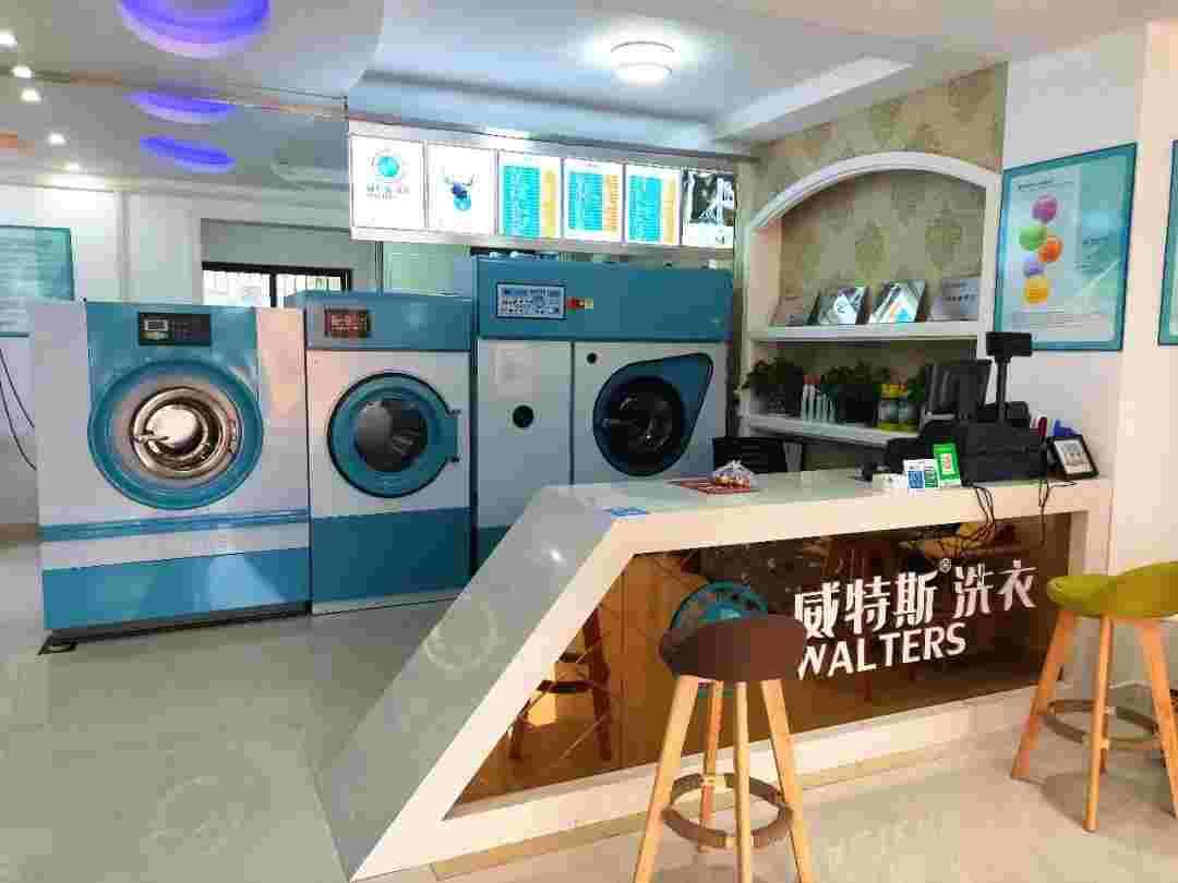 在武汉市里干洗店加盟利润高吗