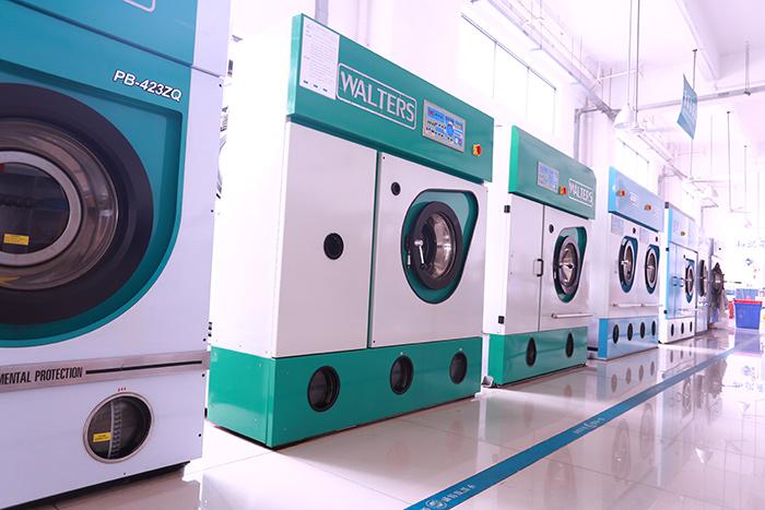 温州开干洗店干洗设备多少钱